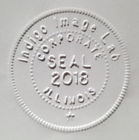 image of our corporate seal