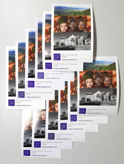 image of Paper Sample Pack
