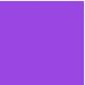 Square of violet in the Adobe RGB color space