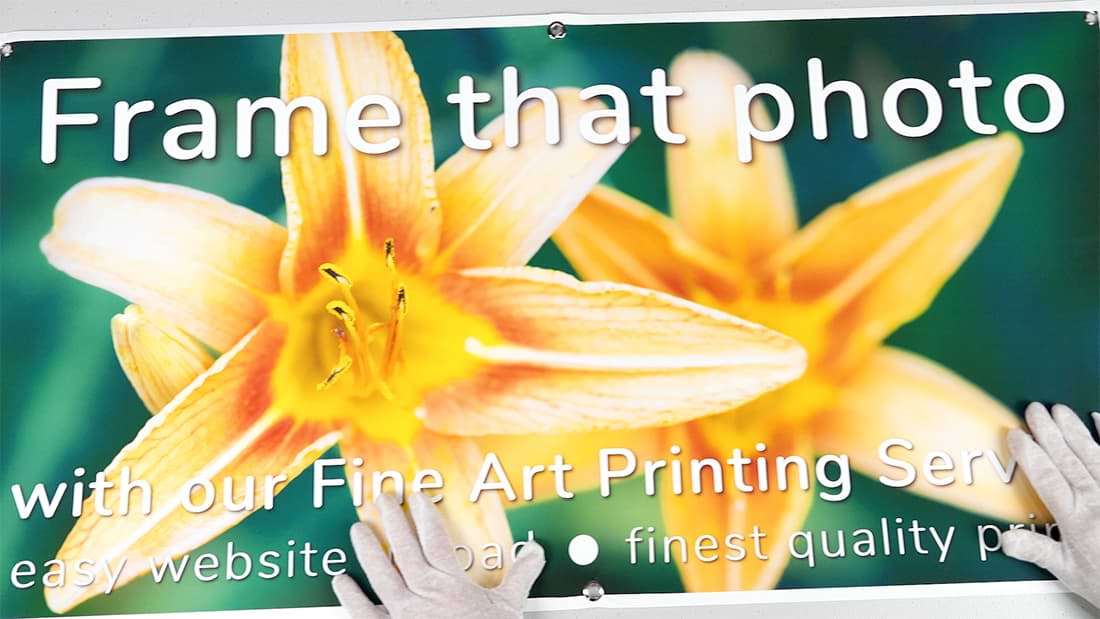print that photo banner